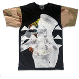BWOOD - pyramid mashup T