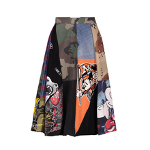 "Load image into Gallery viewer, <img src=""http://brianwoodonline.com/scissor.png"">circle skirt"