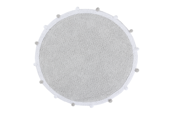 LORENA CANALS - Bubbly Light Grey Rug