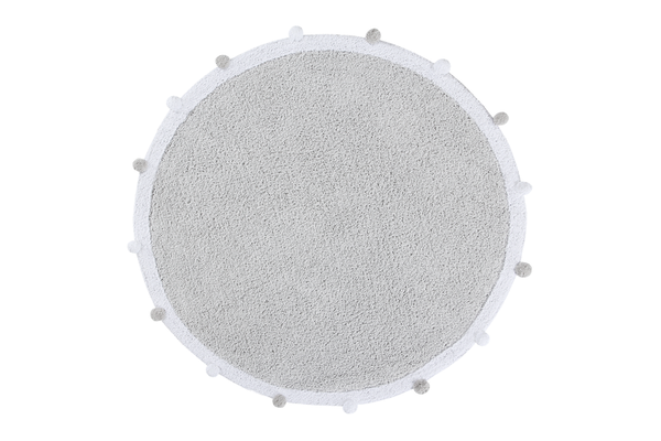 LORENA CANALS │ Bubbly Light Grey Rug