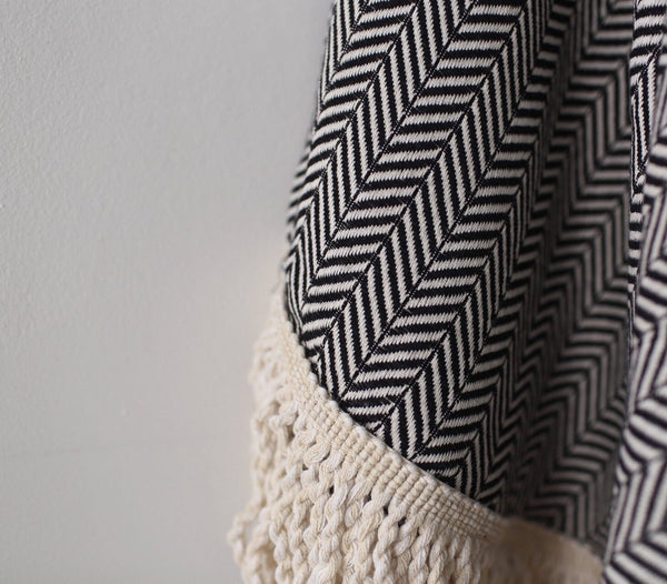 MAE WOVEN │ Round Turkish Throws