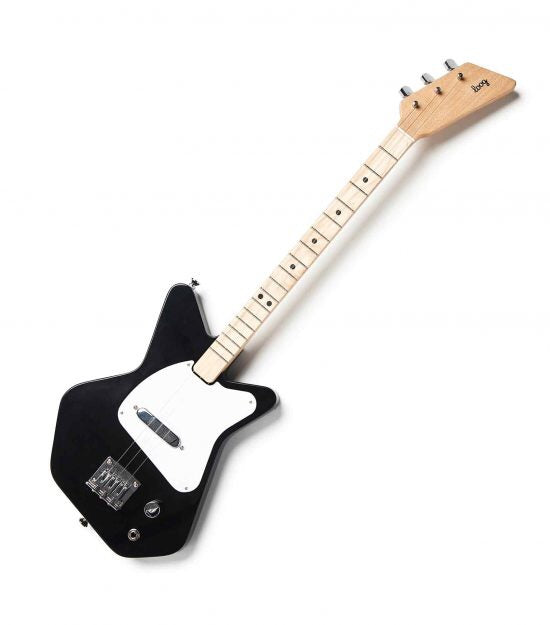 LOOG Pro Electric Guitar - Black