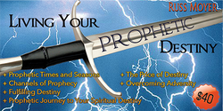 Living your Prophetic Destiny