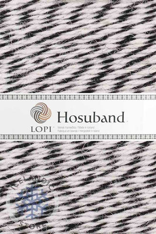 Hosuband - 0000 Black/White