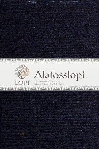 Alafoss Lopi - 0709 Midnight Blue, Álafoss Wool Yarn - icelandicstore.is