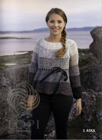ASKA - Knitting Kit, Knitting Kit - icelandicstore.is