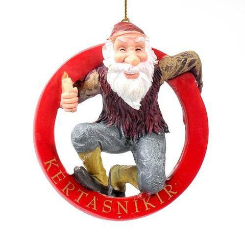 Candle Beggar - Yule Lad Ornament, Yule Lad Ornament - icelandicstore.is
