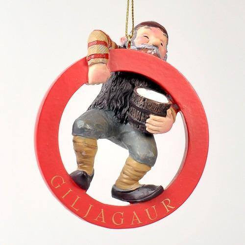 Gully Gawk - Yule Lad Ornament, Yule Lad Ornament - icelandicstore.is