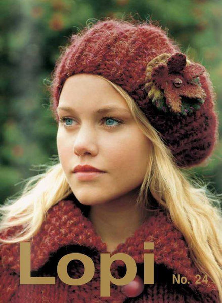 LOPI 24 - Knitting Patterns, Knitting Book - icelandicstore.is