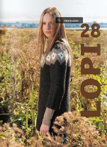LOPI 28 - Knitting Patterns, Knitting Book - icelandicstore.is