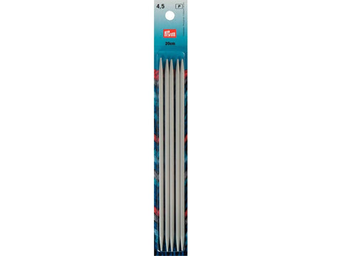 Prym - Double ended 4.5 / 20cm, Double Ended Needles - icelandicstore.is