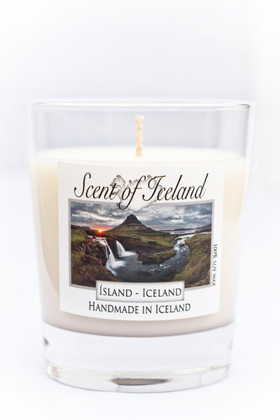 Scent of Iceland - Lava, Icelandic Candle - icelandicstore.is