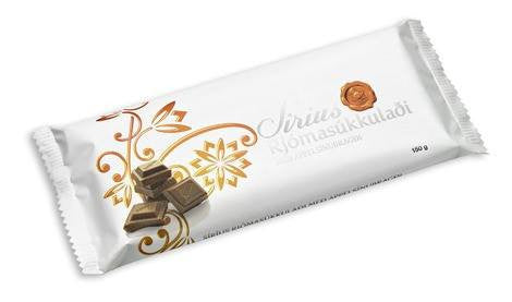 Noi Sirius Chocolate - Orange, Icelandic Candy - icelandicstore.is