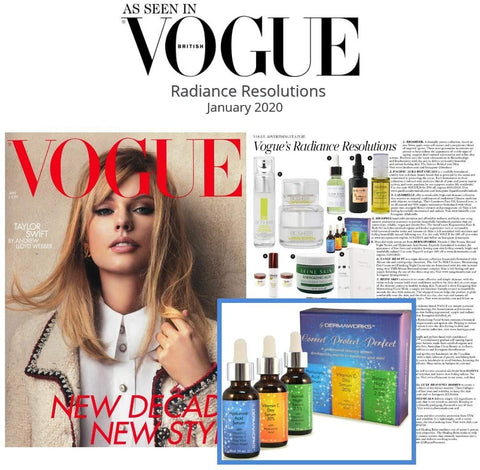 Vogue beauty products 2020