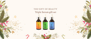 Christmas Gift Set By Dermaworks