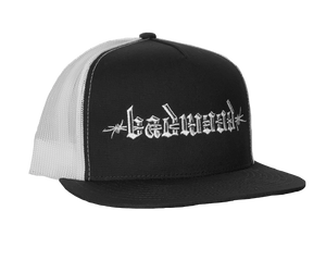 """BARBED-WIRE"" Trucker Hat"