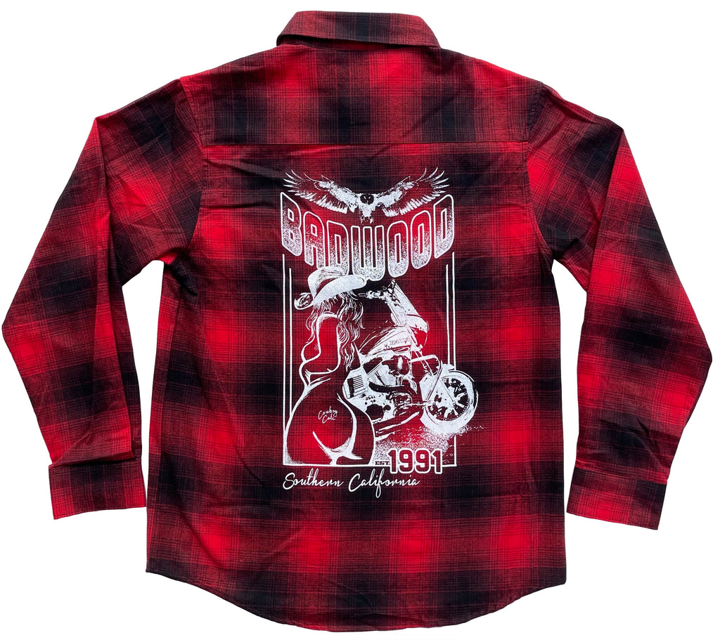 """COWBOY COLE"" Flannel"