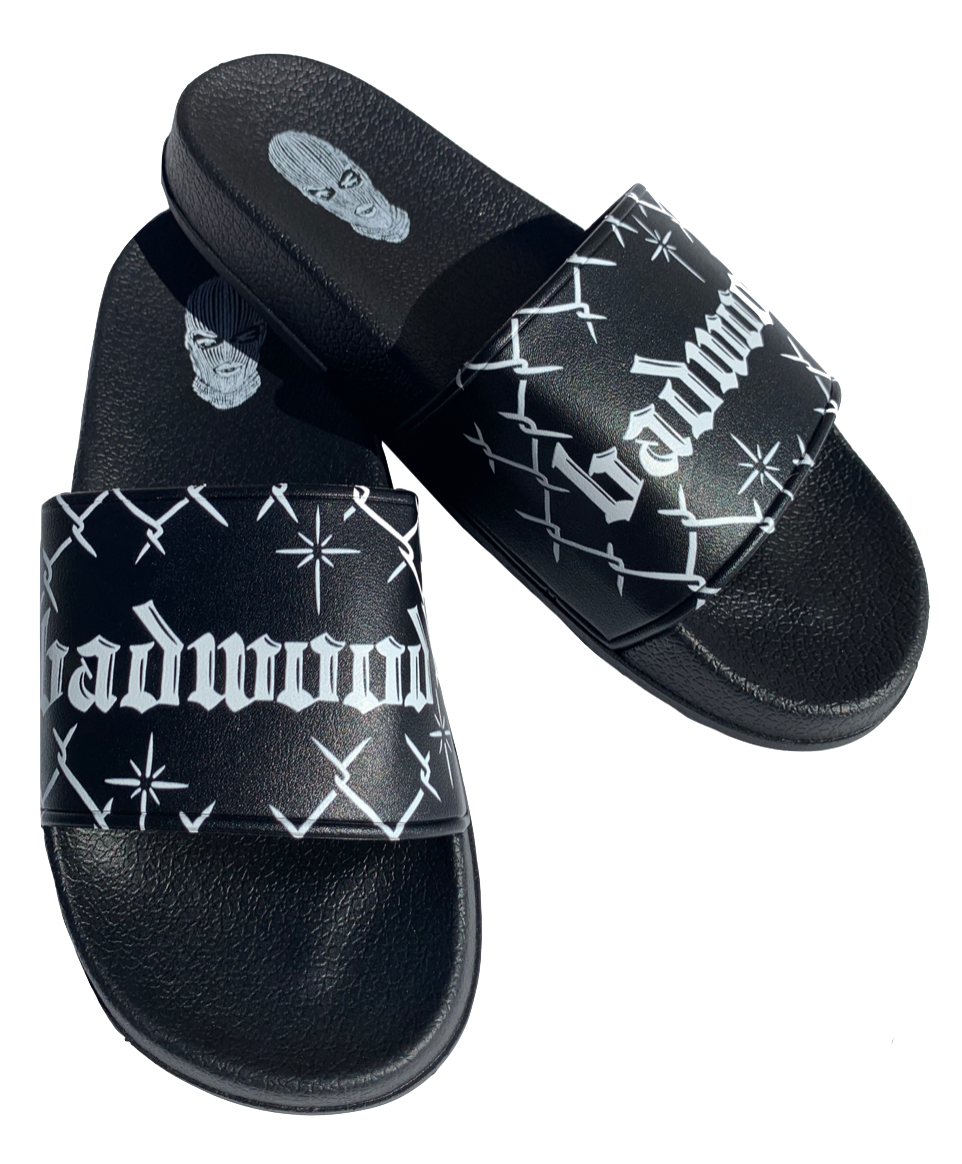 """CHAIN"" Badwood Slides"