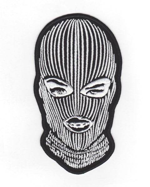 Ski Mask Patch