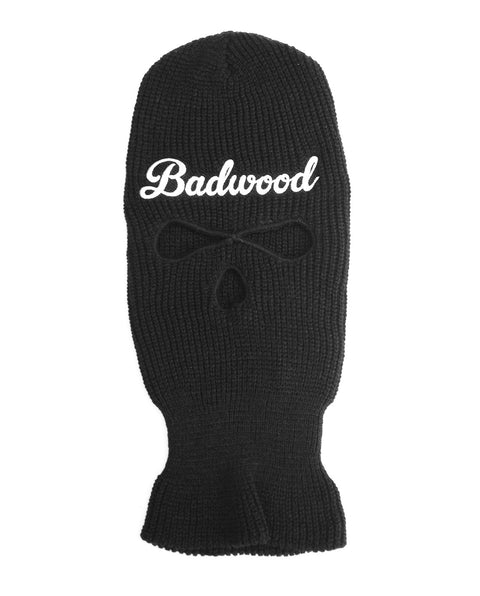 Embroidered Ski Mask