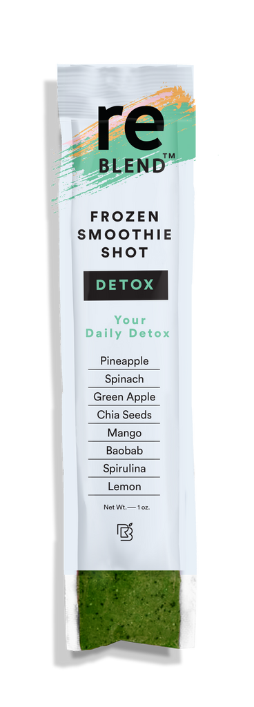 Daily Detox reBLEND Pop ORDER