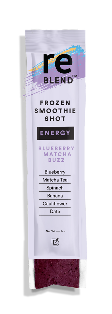Blueberry Matcha Buzz reBLEND Pop ORDER