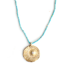 ORIGINAL FIREWORK BURST NECKLACE - 315NLGT