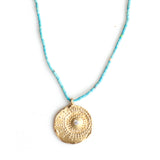 ORIGINAL FIREWORK BURST NECKLACE - SKU315NLGT