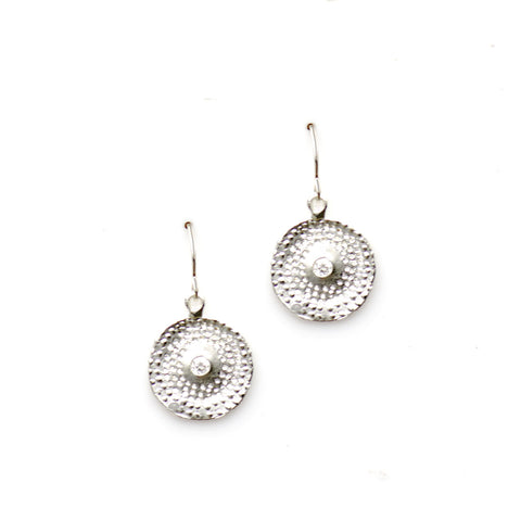 FIREWORK BURST EARRINGS IN SILVER | KEELY SMITH JEWELRY DESIGNS