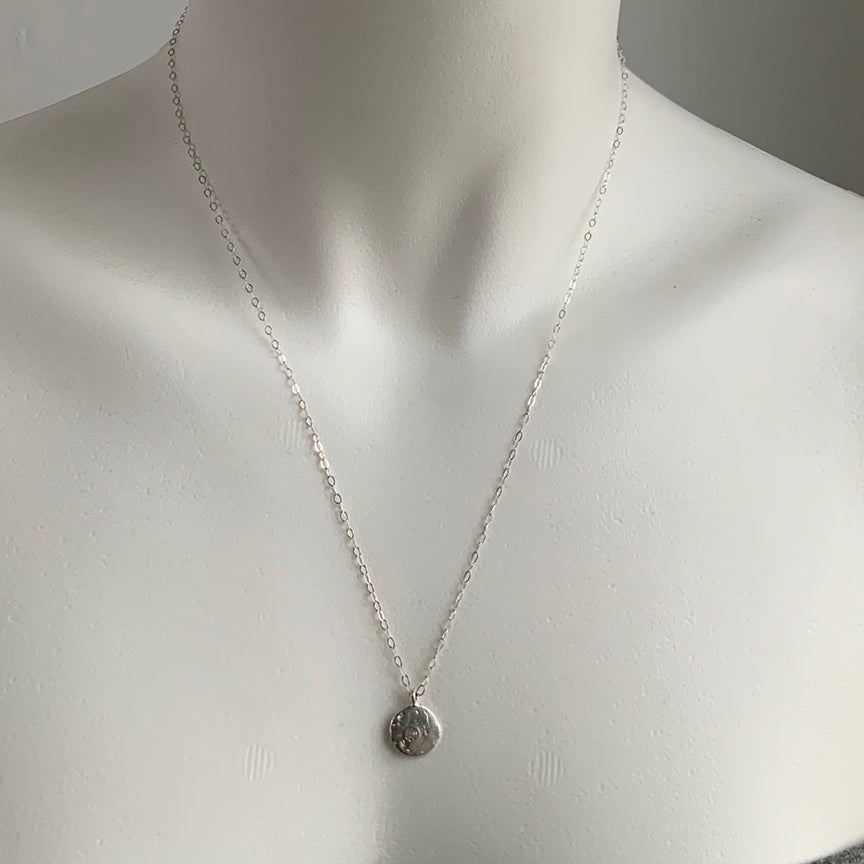 MINI EVERYDAY NECKLACE - SILVER - 309NLS