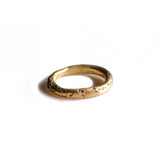 Simple Casual Ring in 14ky Gold - sku1055r