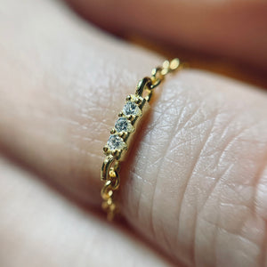 Trésor gold ring