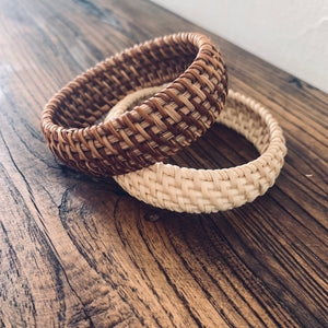 Galina rattan bangle