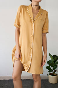 Pleione shirt dress in Dawn