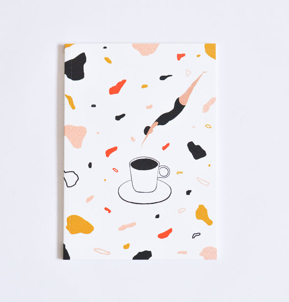 ATELIER MAVE - Coffee Lady Defter