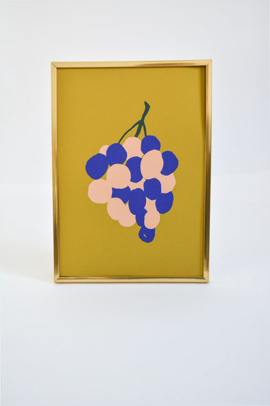 ATELIER MAVE - Grapes Art Print