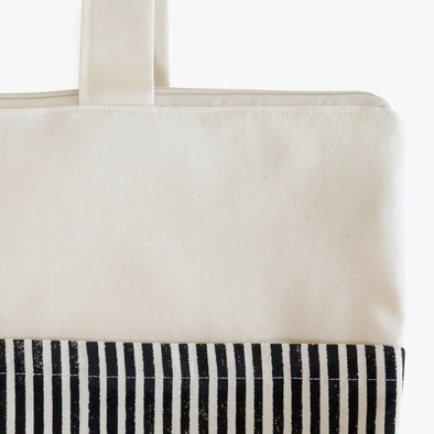 ONE SQUARE METER-stripe • big bag
