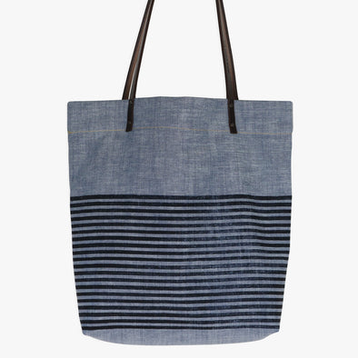 ONE SQUARE METER-denim • sunday bag