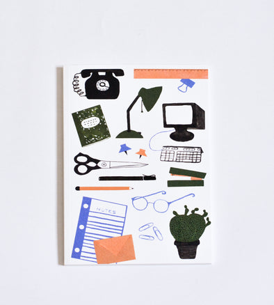 ATELIER MAVE - Stationery Notebook