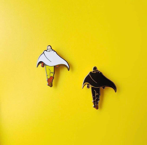 Saitama OPM Enamel Pin - Two Editions