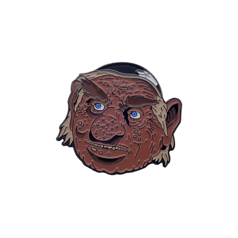 It's Hoggle! The Labyrinth Enamel Pin