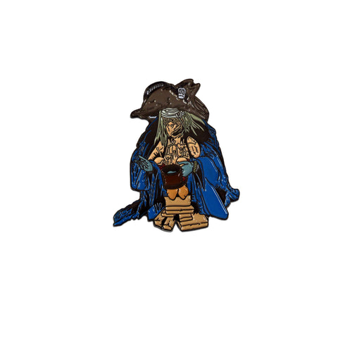 Jareth the Blind Begger Labyrinth Soft Enamel Pin