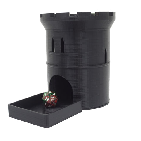 D&D Dice Tower