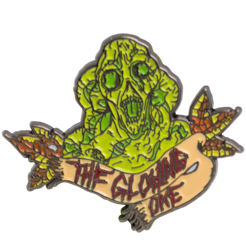 ''The Glowing One'' Fallout Enamel Pin