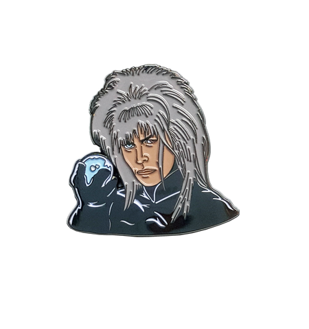 Jareth - Labyrinth Enamel Pin