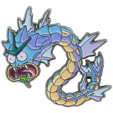 Rickados Mashup Rick and Morty - Pokemon Portalmon  Enamel Pin