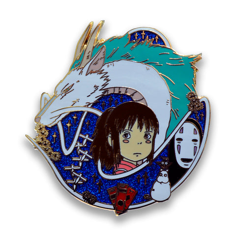 Spirited Away Ghibli