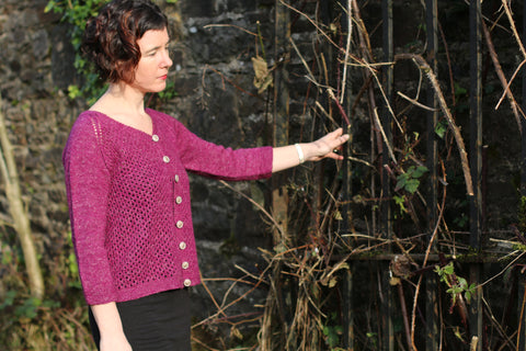 spraoi knitted cardigan