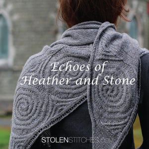 Echoes of Heather and Stone - Print