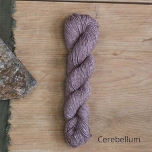 Nua worsted yarn in Cerebellum